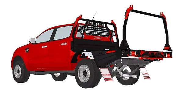 Redroo Offroad UTE TRAY 13