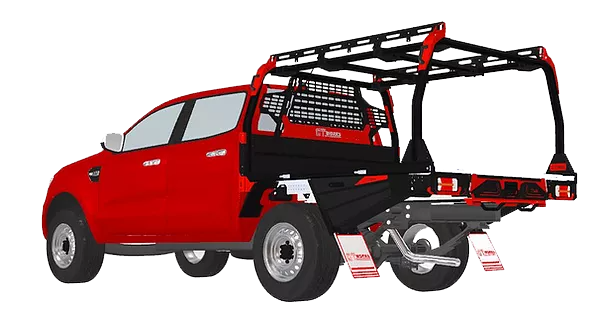 Redroo Offroad UTE TRAY 15