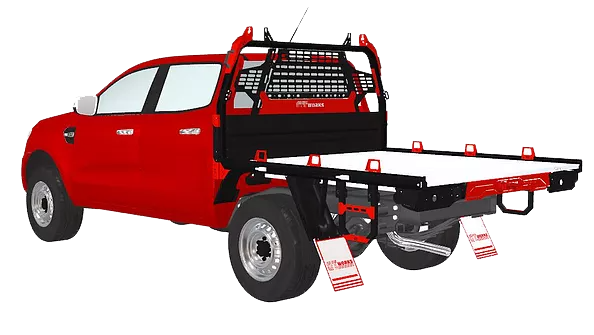 Redroo Offroad UTE TRAY 17
