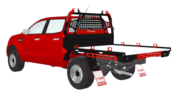 Redroo Offroad UTE TRAY 18