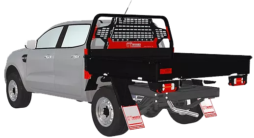 Redroo Offroad UTE TRAY 9