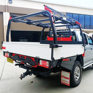 Trays Suitable For Toyota Hilux