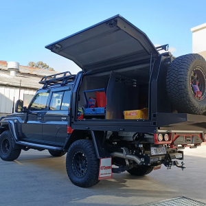 Trays Suitable For Toyota Landcruiser